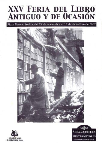 Feria del Libro Antiguo y de Ocasión de Sevilla 2002