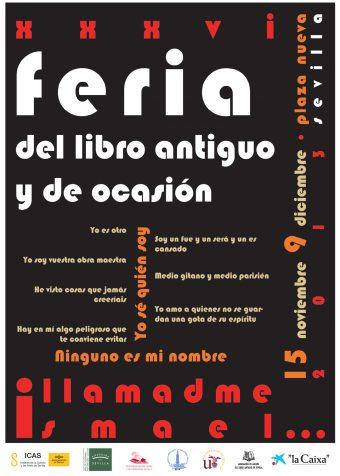 Feria del Libro Antiguo y de Ocasión de Sevilla 2013