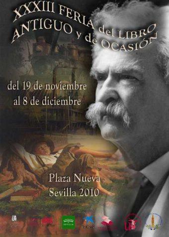 Feria del Libro Antiguo y de Ocasión de Sevilla 2010