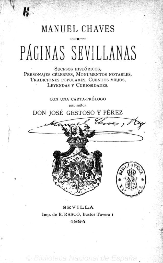Páginas Sevillanas