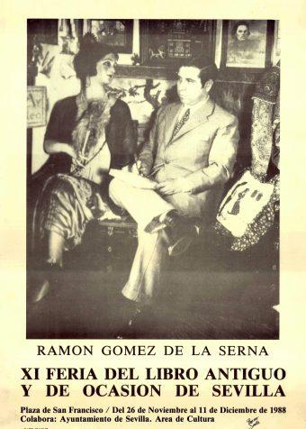 Feria del Libro Antiguo y de Ocasión de Sevilla 1988