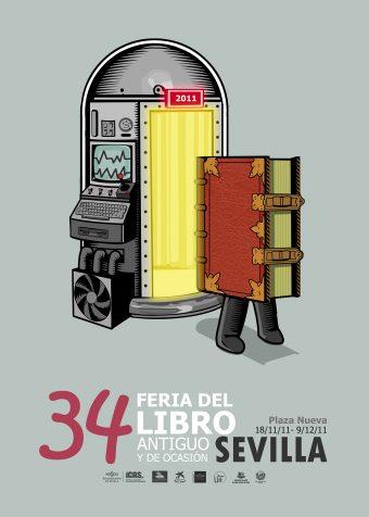 Feria del Libro Antiguo y de Ocasión de Sevilla 2011