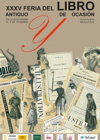 Feria del Libro Antiguo y de Ocasión de Sevilla 2012