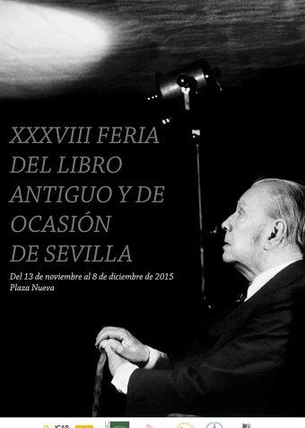 Feria del Libro Antiguo y de Ocasión de Sevilla 2015