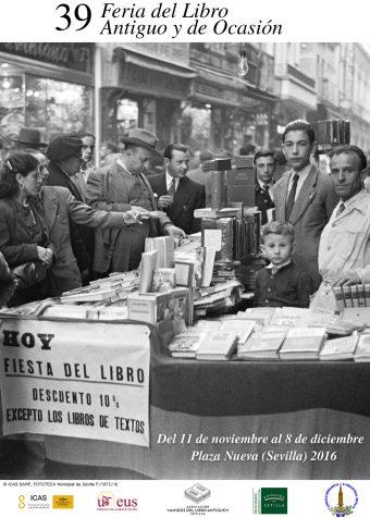 Feria del Libro Antiguo y de Ocasión de Sevilla 2016