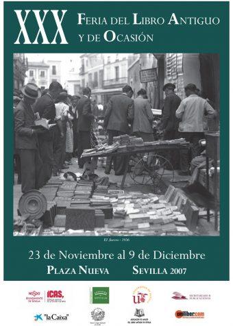 Feria del Libro Antiguo y de Ocasión de Sevilla 2007