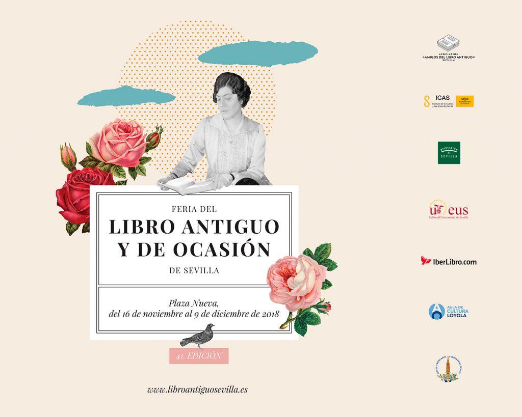 Feria del Libro Antiguo y de Ocasión de Sevilla 2018