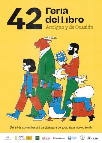42. Feria del Libro Antiguo y de Ocasión