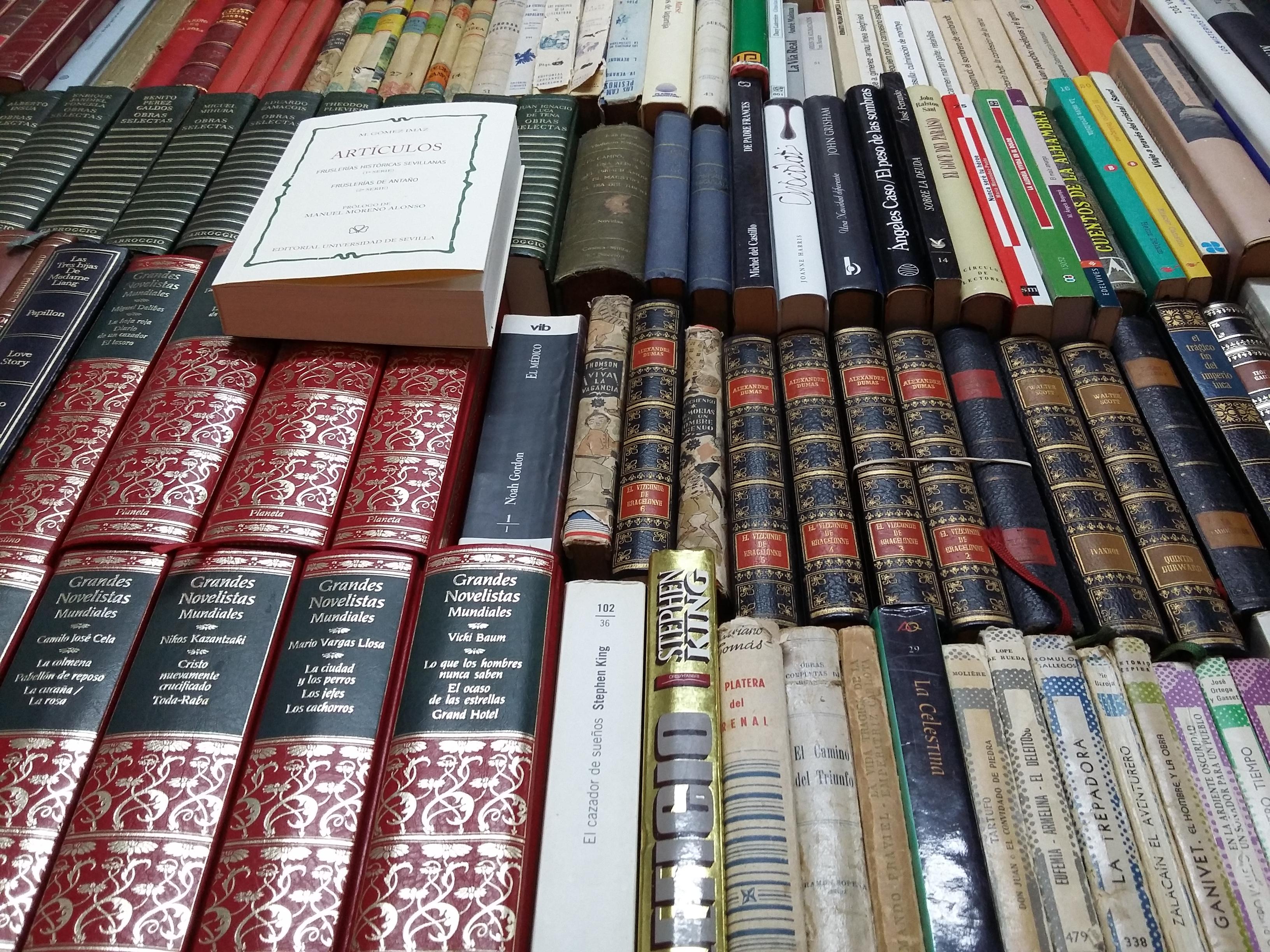 FLAOS Libro Antiguo